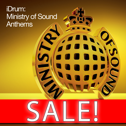iDrum: Ministry of Sound Anthems app icon