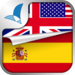 Learn SPANISH PLUS - English Spanish Audio Phrasebook and Dictionary f