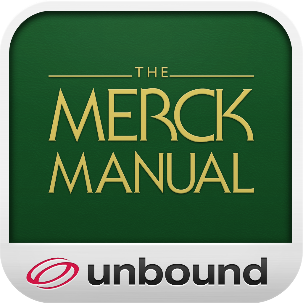 logo de l'application The Merck Manual